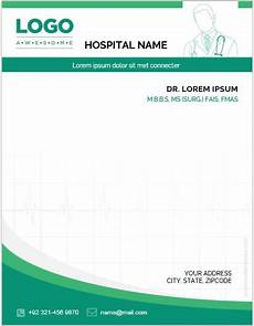 Doctor Letterhead Examples Doctor Letterhead Templates For Ms Word Word Amp Excel
