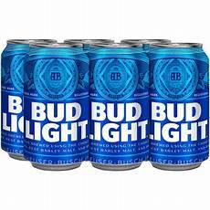 6 Oz Bud Light Bud Light 6 Pack 12 Fl Oz Walmart Com
