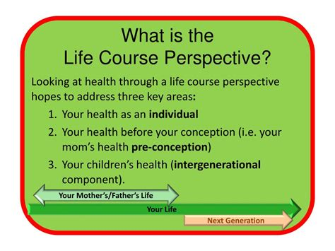 Course Of Life