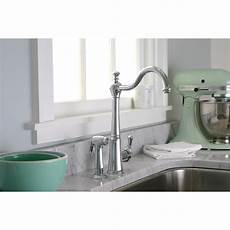 One Kitchen Faucet Premier Faucet Sonoma One Handle Single Kitchen
