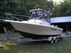 Lines For Sale 2002 Pro Line 25 Walk The Hull Truth Boating And