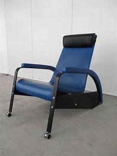 jean prouve sessel jean prouve voor tecta grand repos leren fauteuil