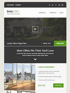 Real Estate Email Templates Free 99 Free Responsive Html Email Templates To Grab In 2020