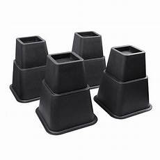 8 set heavy duty bed risers bed storage