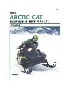 Snowmobile Manual For Arctic Cat Polaris Yamaha Ski Doo