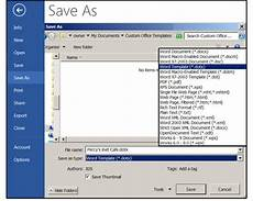 Create A Microsoft Word Template How To Use Modify And Create Templates In Word Pcworld