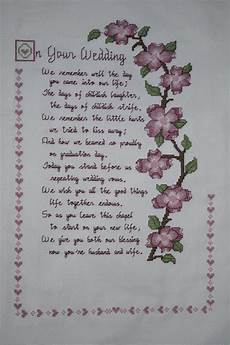 Free Wedding Cross Stitch Patterns Charts To Have And To Hold Wedding Sampler Personalized By