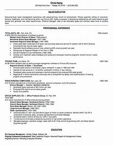 Director Of Sales Resume 10 Sales Resume Samples Hiring Managers Will Notice