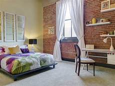 Ideas For Decorating Bedroom Walls 23 Brick Wall Designs Decor Ideas For Bedroom Design