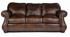 Home Usa Sofa 3d Image by Usa Premium Leather 8755 Stationary Sofa W Nailhead
