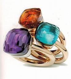 anello pomellato montres bijoux semipreziose nudo veleno