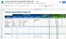 Free Project Management Template 5 Free Project Management Templates For Google Sheets