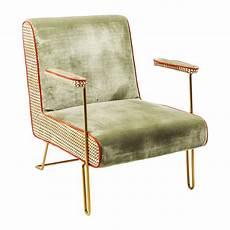 fauteuil sessel fauteuil retro vert betty kare design