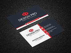 Download Bussines Card Business Card Free Download On Behance