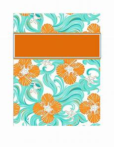 Editable Cover Page 35 Beautifull Binder Cover Templates Template Lab