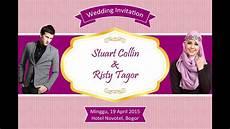 jasa pembuatan desain undangan pernikahan sebar online