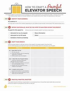 Elevator Speech Examples For Students How To Craft The Perfect Elevator Speech For Your Pd Needs
