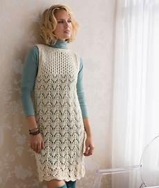 knitting dress layered lace dress free knitting pattern
