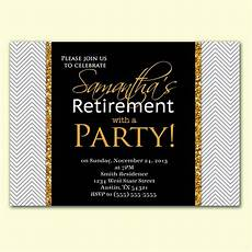 Template For Retirement Party Invitation Free Retirement Party Invitation Templates For Word