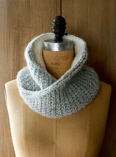 out of gift ideas try these cozy diy knit scarves