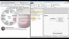 brainstorming template microsoft word using a brainstorming template in visio to help solve a