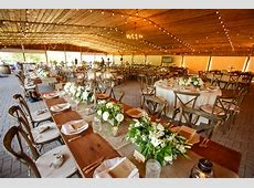 Rehearsal dinner in the event pavilion at the Virginia Zoo