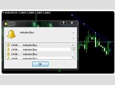 Free MT4 Trend Line crossover Forex alert Indicator