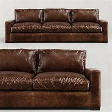 Floor Sofa Cushion 3d Image by 3d Model Maxwell Leather Three Seat Cushion Sofa