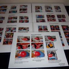 Peanut Ball Chart Peanut Ball In Service Training Packages Premier Birth Tools