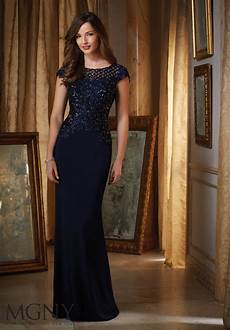 jersey evening dress style 71417 morilee