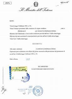 cittadinanza italiana ministero dell interno immigrati news service wednesday january 25 2012