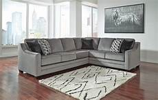 furniture bicknell charcoal laf sofa sectional