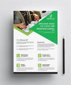 Free Business Flyer Design Professional Business Flyer Design 002400 Template Catalog
