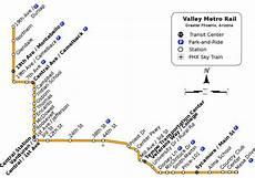 Light Rail Map Phoenix Tempe List Of Valley Metro Rail Stations Wikipedia