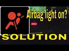 How To Reset Airbag Light On Pontiac Grand Prix How To Reset Clear The Airbag Air Bag Control Module Light