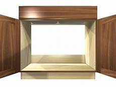 2 door 1 false front sink base cabinet