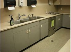 Federal Center South Daycare Kitchen Mold and Moisture Investigation and Remodel   EHSI