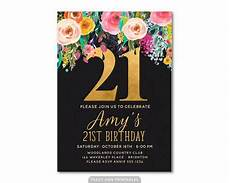 21 Bday Invites Download Free 21st Birthday Invitations Wording 21st