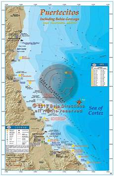 Baja Charts Puertecitos Baja Directions