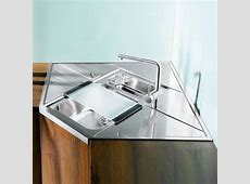 Blanco Axis 9E M Stainless Steel Kitchen Sink Module