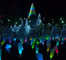 Christmas Light Show Asheville Nc Winter Lights Returns To Nc Arboretum The Laurel Of