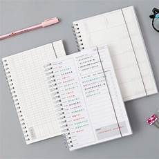 Daily Planner 2020 Daily Weekly Monthly 2019 2020 Planner Spiral A5 Notebook