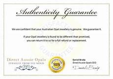 Authentication Certificate Format Certificate Of Authenticity Templates Word Excel Samples