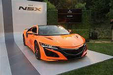 2019 acura nsxs 2019 acura nsx debuts with more style and grip 187 autoguide