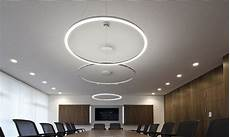 Circular Led Light Slimsattler Slim Circular Led Pendant Light