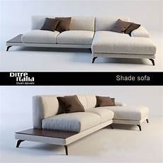 Sofa Mattress 3d Image by 3d Models Sofa Sofa Shade Ditre Italia