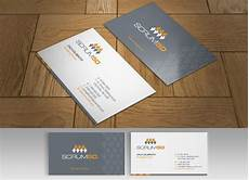 Advertising Agency Visiting Card Design Create A Business Card For An Innovative Advertising
