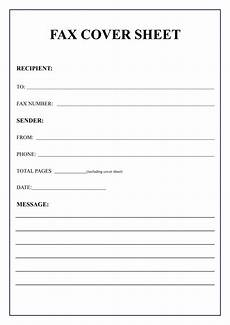 Free Printable Fax Sheet 5 Best Personal Fax Cover Sheet Printable Letterhead