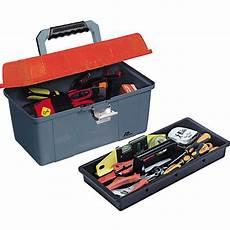 Werkzeugboxen Leer by Plano Kunststoffbox 451 Contractor Line Leer Bei