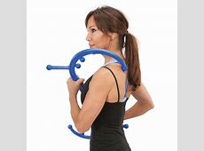 Trigger Point Handheld Self Massager at Brookstone?Buy Now!